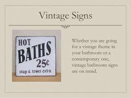 Vintage Bathroom Accessories Stylish Bathroom Accessories
