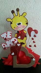 imagenes de amistad jirafas resultado de imagen para manualidades en fomix por san valentin