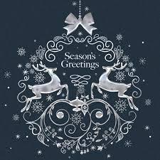 contemporary christmas cards