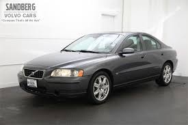 2005 Volvo S60 Interior Used 2005 Volvo S60 For Sale In Lynnwood Wa Near Barnstable