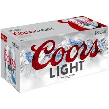 is coors light a rice beer light beer 18 pack 12 oz