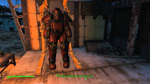 how to repair power armor in fallout 4 pc gaming