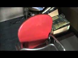 Vintage Cosco High Chair Btv Vintage High Chair Youtube