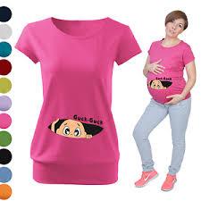 baby shower shirts mutterschaft schwangerschaft guck guck t shirt top blusen baby