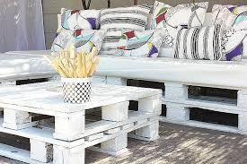 canapé avec palette canapé avec palette bois canape fait avec des palettes