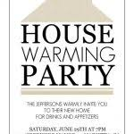housewarming party invitations template housewarming party