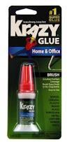 krazy glue instant glue brush on 1 tube rite aid
