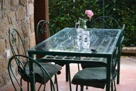 patio furniture at apartment marta picture of castello di santa