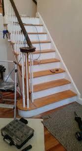 Refinish Banister Railing Bucks County Hardwood Floorinstallation Refinishing Stairwork