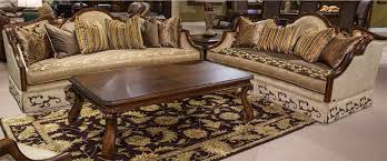 traditional sofas living room furniture vieux lyon traditional sofa by aico furniture aico living room