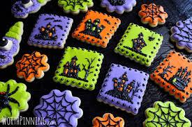 worth pinning monster cookies u0026 spider web cookies