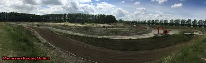 motocross race track panorama view pictures res axel the netherlands local track