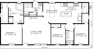 american family home floor plans