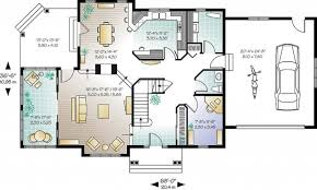 bungalow floor plans open concept floor plans bungalow small house plan home awesome