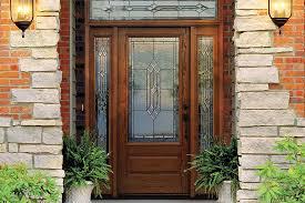 Fiberglass Exterior Doors With Sidelights Fiberglass Front Doors With Sidelights How To Care And Clean The