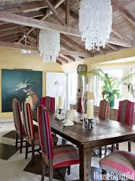 Round Dining Room Sets Friendly Atmosphere 100 Beach House Dining Room Beach House Decorating Ideas On
