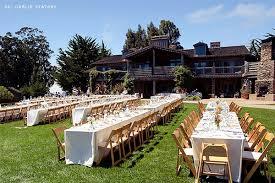 Bay Area Wedding Venues Costanoa Bay Area Wedding Venue