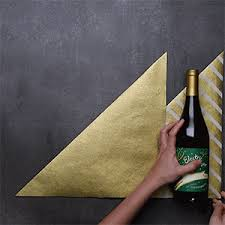 wine bottle gift wrap wrap your around these 7 genius gift wrapping ideas