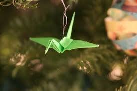 paper crane ornaments how to fold an origami crane origami on