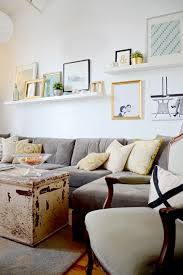 Fascinating White Living Room Decoration Using Wooden Ikea White