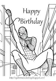 printable coloring pages spiderman free printable spiderman coloring pages free printable spiderman