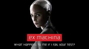ex machina poster alex garland s ex machina poster revealed reactor