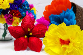 How To Make Mexican Paper Flowers - mexican party supplies at amols u0027 fiesta party supplies