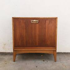 mid century record cabinet mid century cabinet ebay