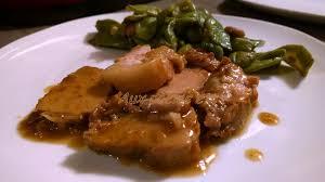 comment cuisiner la rouelle de porc rouelle de porc braisée au four aux poêles etc