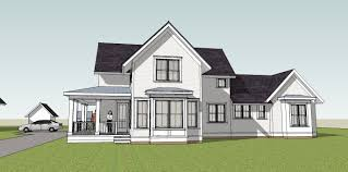 house plans with porches wrap around country farmhouse porch home