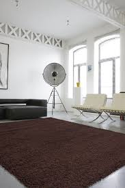White Soft Rug Sweet Home Stores Cozy Shag Collection Solid Soft Shaggy Indoor