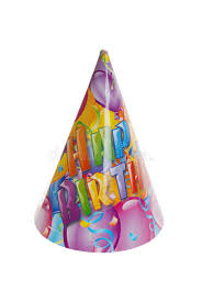 happy birthday hat happy birthday hat stock image image of entertainment 12055447