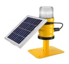 solar runway lighting system icao compliant airfield lights s4ga