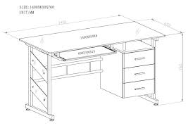 Office Desk Computer Standard Desk Height For Computer Standard Office Desk Dimensions