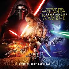 star wars episode 7 calendars 2018 on europosters