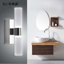 Bathroom Vanity Lights Modern Ke Ruisen Led Mirror Front L Modern Minimalist Bathroom Vanity