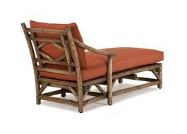 Rustic Chaise Lounge It U0027s Spring Come Outdoors With Outdoor Furniture By La Lune