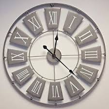 Best 25 Large Wall Clocks Brilliant Decoration Grey Wall Clock Best 25 Clocks Ideas On