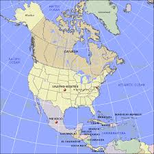 map of mexico and america america mexico map major tourist attractions maps
