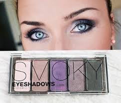 h m smoky makeup tutorial