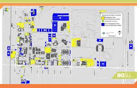 Mercer University Map Bgsu Campus Map Image Gallery Hcpr