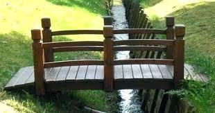wooden bridge plans garden bridge design small bridge design garden design ideas small