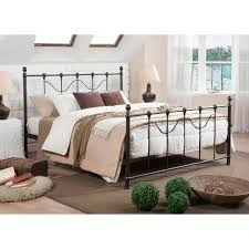 Picket House Furnishings Jana Queen Upholstered Platform Bed
