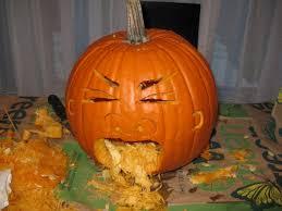 show some halloween spirit pumpkin carving the life of trang