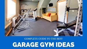 Home Gym Ideas Garage Gym Ideas For An Amazing Home Gym Home Fitness Talk