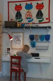 Kid Desk Ikea Ikea Child Desks Rooms Space Best Homework Images On