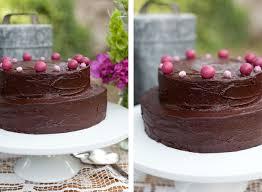 gluten free chocolate layer cake snixy kitchen
