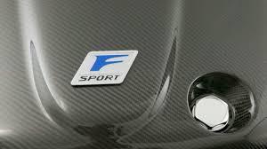 lexus f sport performance lexus debuts f sport performance accessory line at sema photo gallery