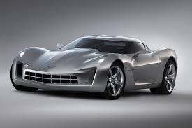 stingray corvette pictures 2009 corvette stingray concept