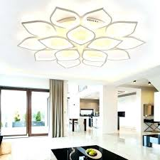 Living Room Ceiling Lights Uk Led Bedroom Ceiling Lights Ultra Beautiful Flowers Led Bedroom